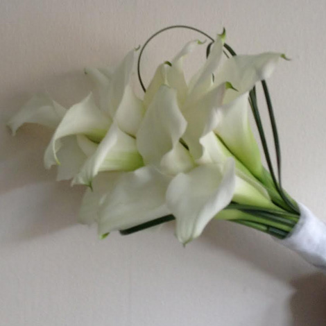 Flowers By Isabel Wedding Florist Over Arm Sheaf (Bridesmaid)