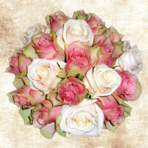 Flowers By Isabel Wedding Florist Vintage Hand Tie Bouquet