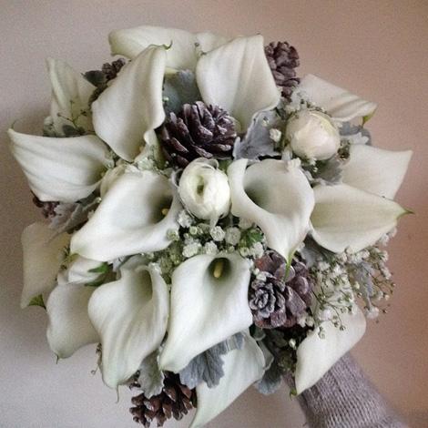 Flowers By Isabel Wedding Florist Winter Wonderland