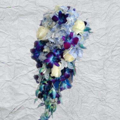 Flowers By Isabel Wedding Florist Blue Enchantment Shower