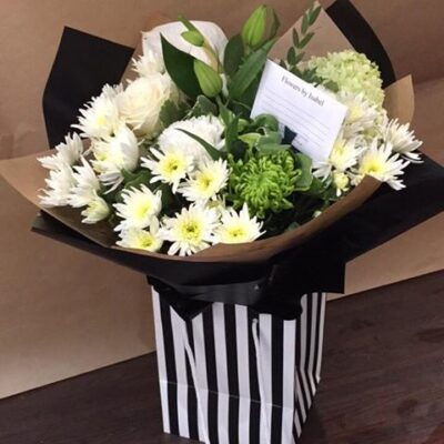 Flowers In Lanarkshire Bouquet Arrangement - Beetlejuice